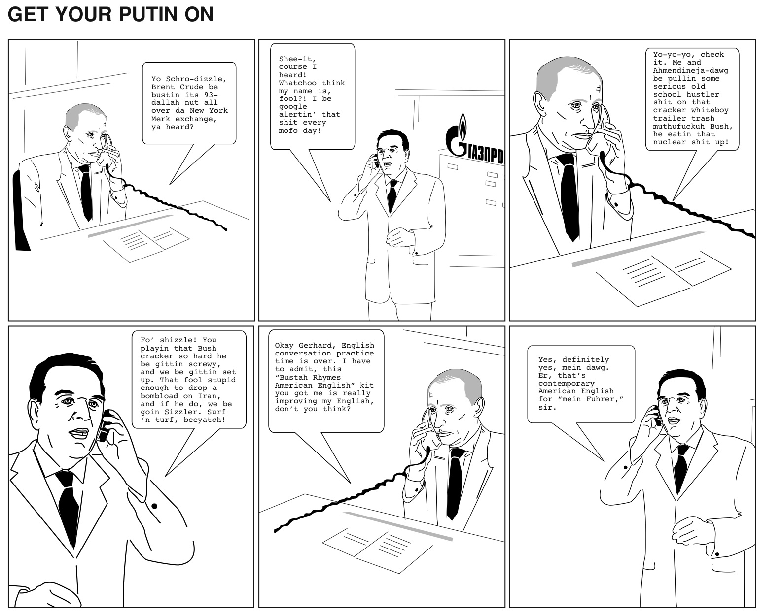 Get Your Putin On!